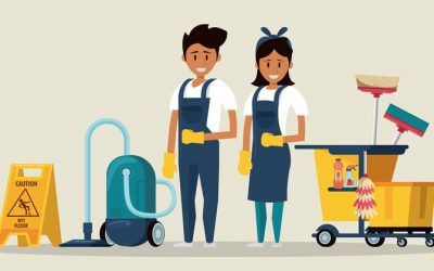 Commercial Cleaning Services in Airdrie, Alberta