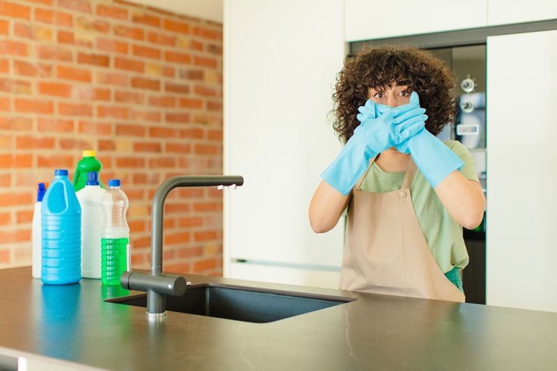 3 Kitchen Cleaning Secrets you NEED to Know