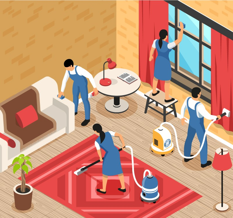 5 things you should know before hiring a cleaning company in Alberta in 2021
