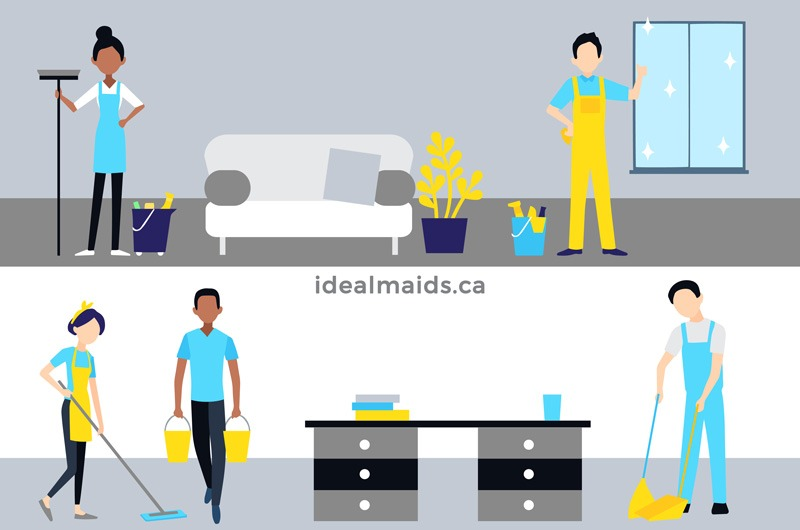 The Ideal Cleaning Routine for 2021